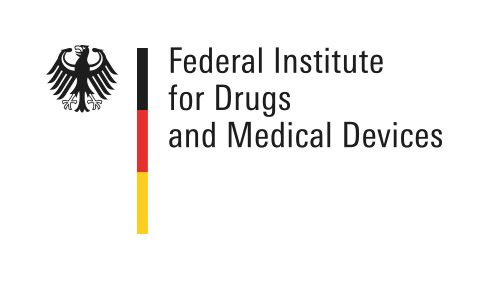 Logo Federal Institute for Drugs and Medical Devices